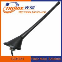 roof or rear deck mount fiber mast car antenna/ passive car am fm radio antenna TLD1371 Manufactures