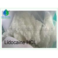 99% Raw Material Pain Relief Powder Lidocaine Hydrochloride, 73-78-9, Lidocaine HCl Manufactures