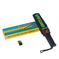 MD-3003B1 LED High Sensitivity Consumption Handheld Metal Detector for Security Industry Manufactures