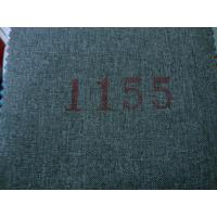 Buy cheap 1155#300D Like linen oxford fabric PVC coating from wholesalers
