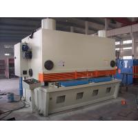 Cheap Foot Operated Guillotine For Metal Cutting , Mechanical Guillotine Shear for sale