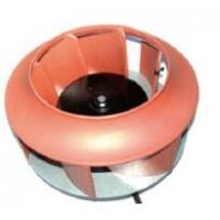 133mm X 91mm DC Centrifugal Fan With Backward Curved Impellers For Ventilation Manufactures