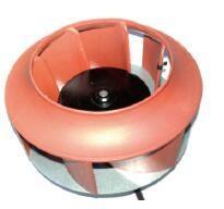 48V DC Centrifugal Fan For Cooling / Ventilation , Centrifugal Backward Curved Fan Manufactures