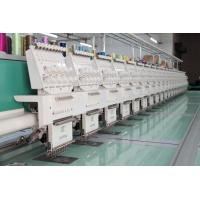 Professional T-Shirt Clothes Digital Multi-Head Embroidery Machine 220V/380V Manufactures