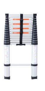 Silver 15 Step 14.5ft Multi Purpose Telescopic Ladder Manufactures