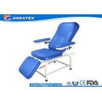 CE Approved Dialysis Chair with Multimedia for blood collection , infusion Manufactures