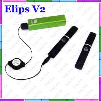 No Ignition , 450mah Elips e Cigarette With Elips v2 Starter Kits , 800 - 1000 Puffs Manufactures