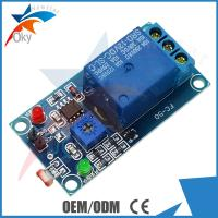 China 12V Light Control Switch Relay Module Photoresistor Light Detection Switch Sensor on sale