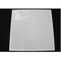 Perforated Suspended Acoustic Ceiling Tiles Manufactures