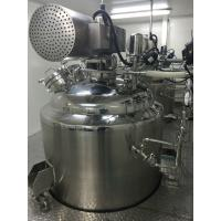 304 SUS 100L Stirring Gelatin Melting And Service Tank With GMP Standard Manufactures
