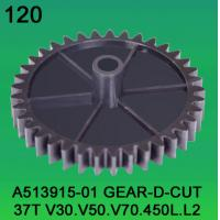 A513915-01 GEAR TEETH-37 D-CUT FOR NORITSU qsf450L,V30,V50,V100 minilab Manufactures