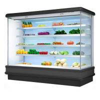 Shopping Mall Beverages R404a Multideck Open Chiller Manufactures