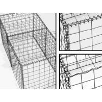 Welded Gabion Box slope stabilisation mesh Galvanized wire mesh Manufactures