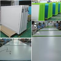 Factory price 82 inch Infrared 10 point touch IR touch Smart board, interactive whiteboard Manufactures