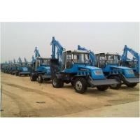 WYL4.6 Wheel Backhoe Excavator Manufactures