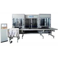 8 daylights large size format  plastic Smart Card Making Machine with 380V, 50/60Hz, 100 KW Manufactures