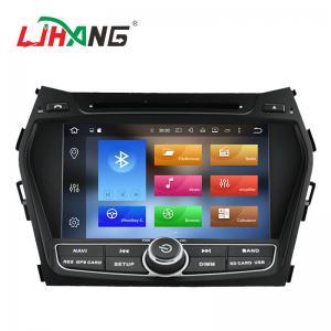 China Reversing Camera Hyundai Ix35 Dvd Player , Quad Core 8*3Ghz Multimedia Car Dvd Player on sale