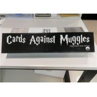 Buy cheap Card games for adult cards against muggles Popular card games from wholesalers