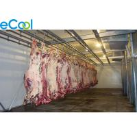 5000 Tons Large Industrial Cold Storage , Beef Processing Cold Storage Room Manufactures