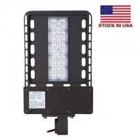 IP65 Outdoor Led Parking Lot Lights UL Dlc 4.2 Universal Adapter Aluminum / PC Shell Manufactures