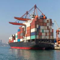 CN - EU International Ocean Freight Forwarders Port To Port Services Manufactures