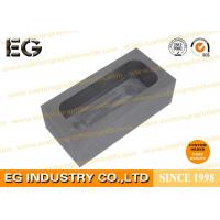 Extrusion Polishing Graphite Ingot Mold For Hard Alloys Sintering 0.1% Max Ash Content Manufactures