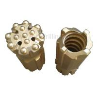 Domed Button Threaded Retract Bit Manufactures