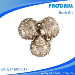 "8 1/2""IADC617 TCI tricone drill bits Manufactures"