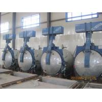 Chemical Textile Wood AAC Autoclave Steam Sterilization High Efficiency Manufactures