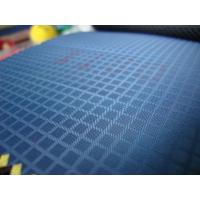 1180# Waffle Ripstop oxford fabric PU coating  bags fabric  walf Manufactures