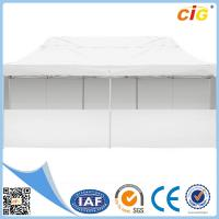 3x6 m Folding Outdoor Gazebo Marquee Tent Canopy Party Pop Up Wall Market White Manufactures