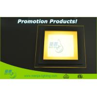 Quality Warm White 3000k Flat Panel LED Lights 12w Led Panels Lighting For Display for sale