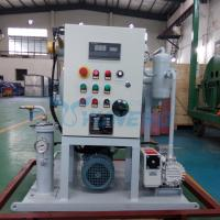 China Mobile Oil Centrifuging Machine for Transformer on sale
