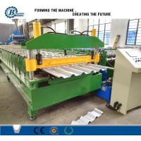 Cheap Automatic Roof Panel Roll Forming Machine for sale