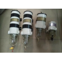 Non Leakage Oil Diesel Water Separator Filter  500FG 2010PM Strong Cover Shell Manufactures