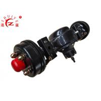 Agricultural Trolley / Cart / Wheel Barrow Rear Axle Low Speed With Differential Manufactures