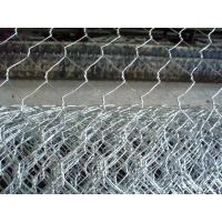 PVC Coated Hex Wire Mesh rectangular sheep wire fence 80*100mm Manufactures