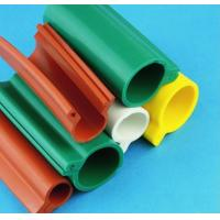 High Voltage Application Snap-In Type Silicone Rubber Bird-Proof Cable Insulating Cover Tube