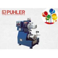 Puhler Superfine Nano Mill Scale Creamic Horizontal Grinding Mill For Plastic Dyes Manufactures
