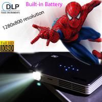 Digital LED Projector With HDMI USB TF Port Compatible For DVD Computer Laptop Good Price Manufactures