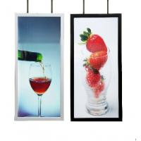 Wall Advertising Billboard colorful Backlit Poster Printing for Indoor / outdoor light box Manufactures