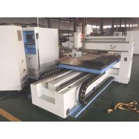 China High Speed Moving Table CNC Router Softmetal CNC Cutting Machine VCT-MT1325ATC on sale