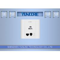 802.3af 48V Passive PoE Wall Mountable Wireless Access Point For Home, Hotel, Hospital - Model PW525 Manufactures