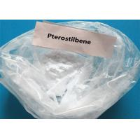 Natural Herb Extract Powder Pterostilbene For Hypoglycemic CAS 537-42-8 Manufactures
