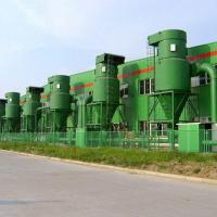 China Big Flow Industrial Cyclone Dust Collector on sale