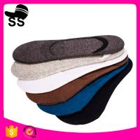 69% Cotton 25 % polyester  6%Spandex  31g Yiwu Customized Colorful Comfortable Man Woman Invisible Winter Boat Socks Manufactures