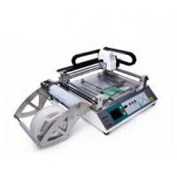 Desktop SMT LED Soldering Machine Dual Head 360 Degree Orientation Manufactures