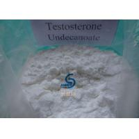 Positive Testosterone Steroid Hormone Testosterone Undecanoate Andriol CAS 5949-44-0 Manufactures