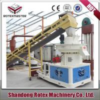 stable power running wood pellet mill / biomass pellet mill rotexmaster Manufactures