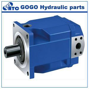 China Bosch Rexroth Hydraulic Oil Pump Axial Piston Variable Pump A4FO Series on sale